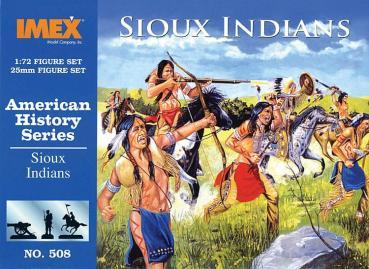 IMEX 508 Sioux Indianer 1:72