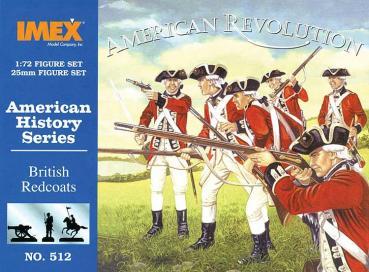 IMEX 512 Britische Rotröcke 1:72