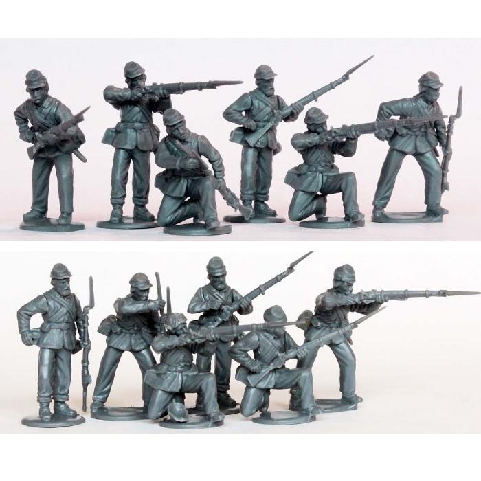 Acw Perry Miniatures